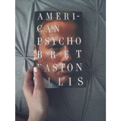 Ellis's American Psycho is not a bed-time story.