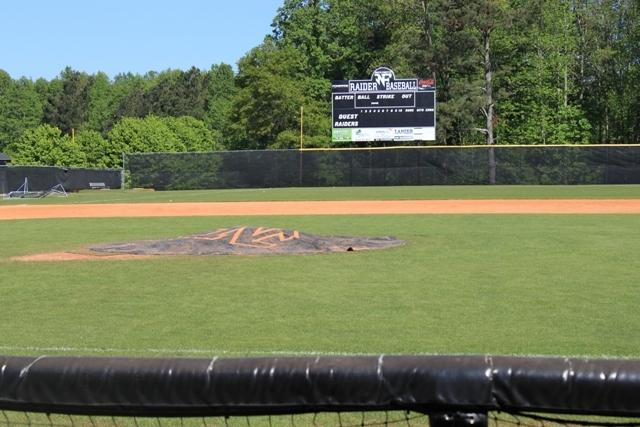 North Forsyth High just recently finished up a baseball season, but this doesn't mean the Majors aren't stopping anytime soon.