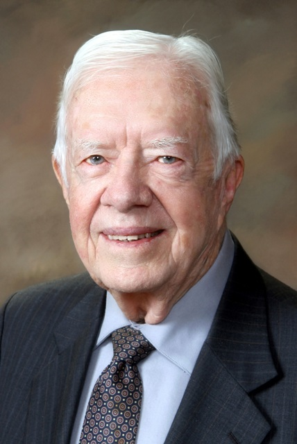 Carter, the 39th president of the United States, has just been diagnosed with cancer. Photo Credit: Carter Center