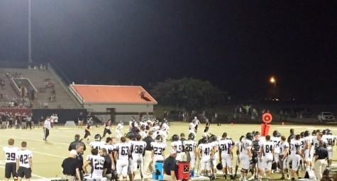 Raiders Scrimmage Central Bulldogs