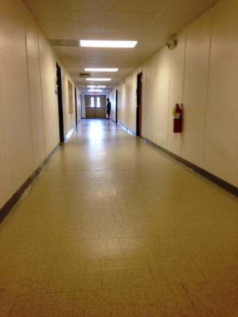 The hallways of any high school are important. They're where all the magic happens. They're at the heart of everything.