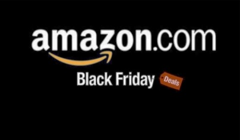 Black Friday Online Sales Trending Upward