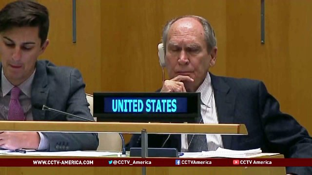 "The United States-Cuba embargo is over after 53 years of hostility. The underwhelming support for the US in this decision was startling. ""The continuation of the embargo is totally unjustified and against Cuba's efforts to achieve a sustainable development,"" Ali Khoshroo, the Iran ambassador, said."