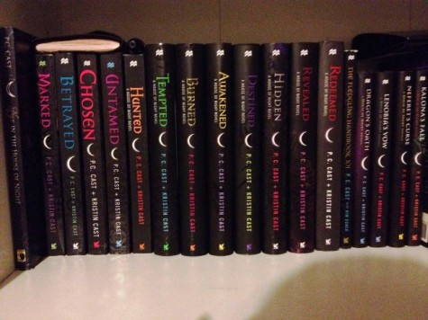Book Series: A House of Night