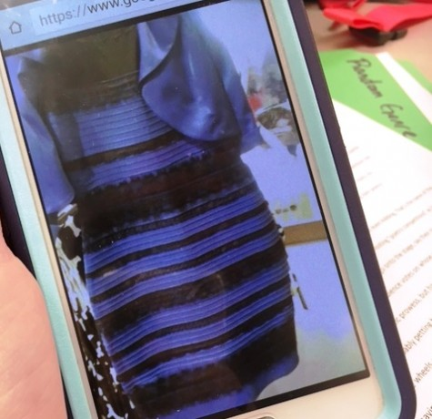 The Dress, a popular trend in 2015, had everyone, including popular celebrities, talking.