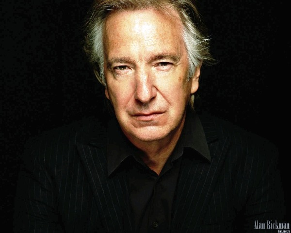 Alan Rickman had been a great man and actor. The public was very fortunate to experience his great influence within the scenes. Rickman will be missed.