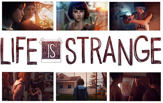 """Max you are not crazy. You are not dreaming. It's time to be an everyday hero."" ~Max Caulfield, Life is Strange"