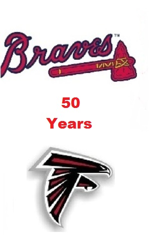 Fifty Years in Atlanta: A History of the Braves and Falcons