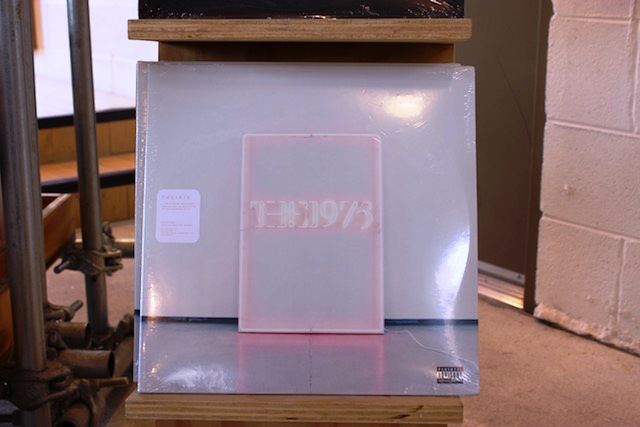 The+1975%E2%80%99s+vinyl+of+their+new+album%2C+I+Like+It+When+You+Sleep%2C+for+You+Are+So+Beautiful+Yet+So+Unaware+of+It%2C+displayed+in+Urban+Outfitters.