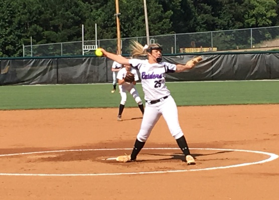 Softball Wire | North Forsyth S Jv Softball Team Fights Hard Against South The
