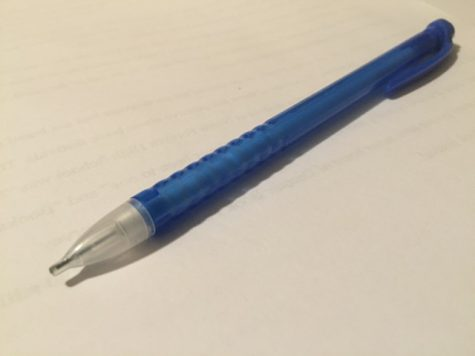 That number two pencil stares blankly as is rests upon the desk. It is picked up as someone takes a deep breath and begins to answer the questions written upon the paper.