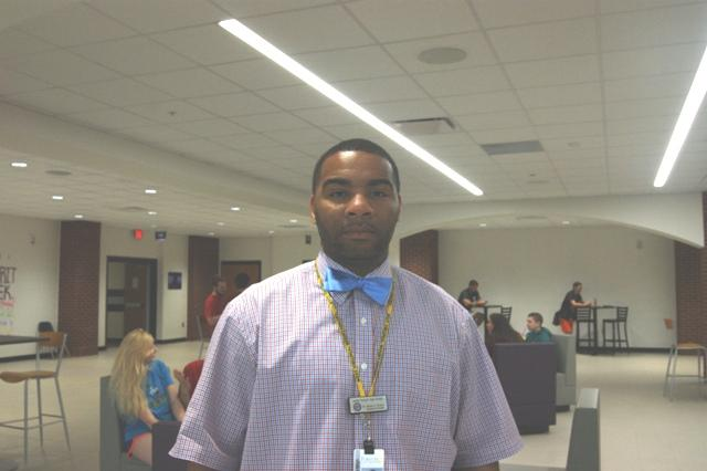 NFHS welcomes new Assistant Principal Dr. Brown.