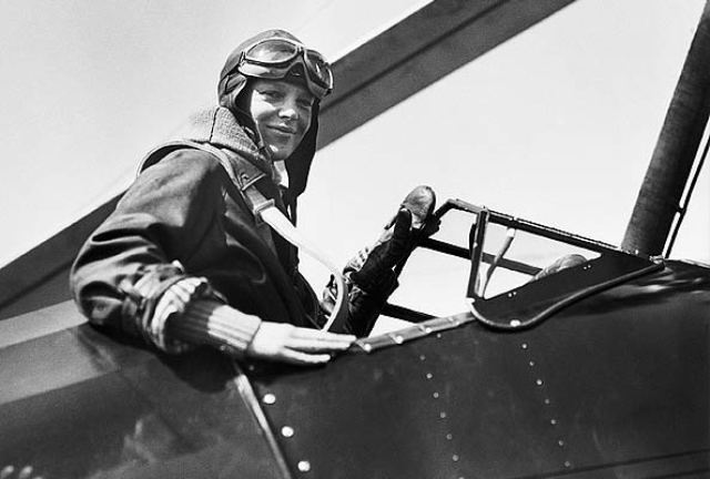 Amelia Earhart was lost and never found after attempting to be the first woman to fly around the world. The US government concluded that she died in the crash at sea, but new evidence points towards her dying as a castaway.