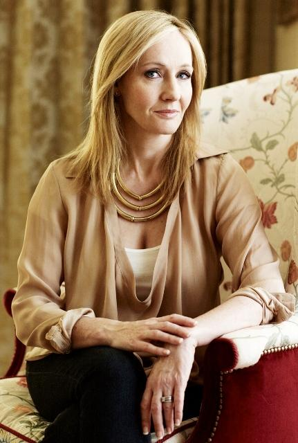 J.K. Rowling author of the Harry Potter series years writing the books. She has become the one of the first female successful authors of her time and still continues to write spinoff books of the series.
