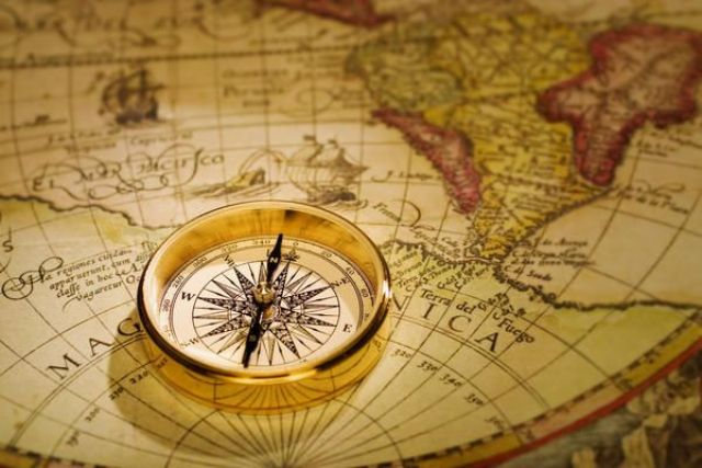 Maps can be metaphorical in several ways. One can track time, memories, places, and so many other entities with a simple piece of paper.