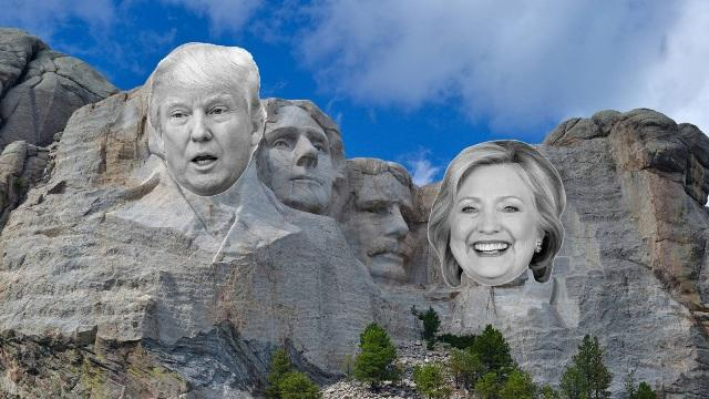 Mount+Rushmore+Elected+President