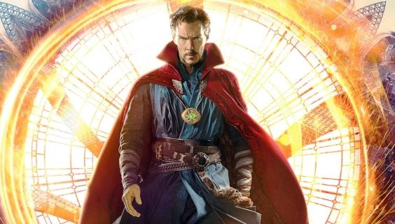 Cumberbatch as Strange is an excellent casting choice, and he hits all the notes the script wanted and then some (Credit to https://www.inverse.com/article/22411-dan-harmon-doctor-strange-marvel-rick-and-morty-sci-fi for photo).