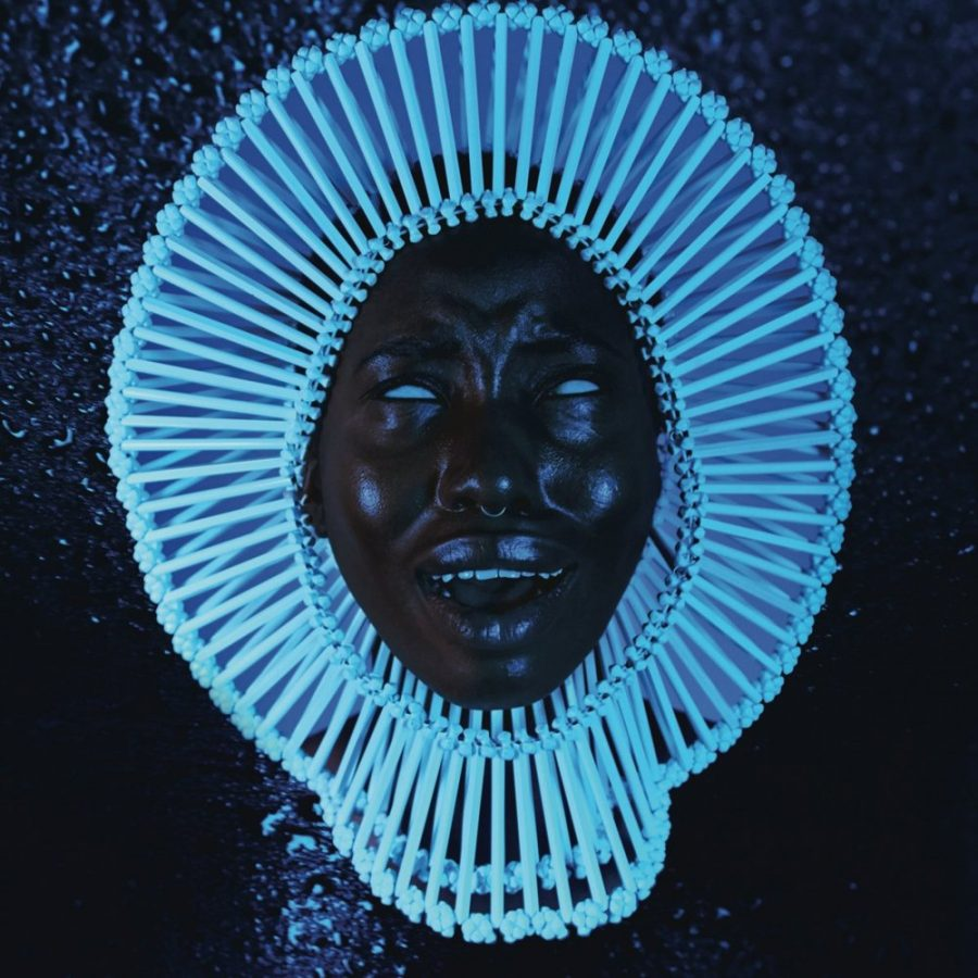 This+is+the+album+cover+for+Childish+Gambino%27s+third+studio+album+%22Awaken%2C+My+Love%21%22+It+evokes+a+funky+and+psychedelic+feeling+that+remains+constant+for+the+whole+album.