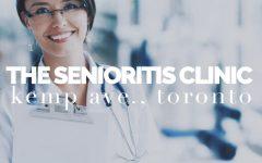 Dr. James Krumm Opens Senioritis Clinic to Fight Tragic Disease