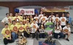 North Ranks First Overall At Robotics Competition