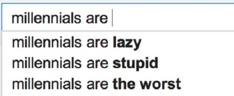 Don't Call Millennials Lazy