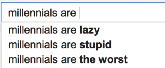 """All millennials are lazy."" Ever heard that before? Prior generations continue to categorize the millennial generation as lazy. This stereotype has been enforced so much that a google search is all it takes to prove it. However, do they really understand their claims?"