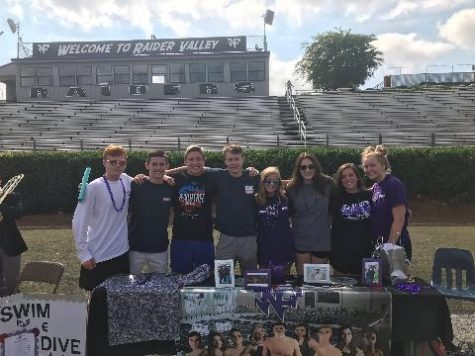 North Forsyth Swim & Dive: Diving in with Ainslee Silverthorne