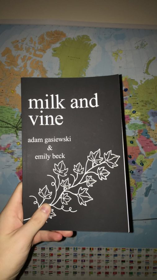 """Milk and Vine"" is a book parodying the format of the popular book ""Milk and Honey"" by Rupi Kaur. The collection contains 70+ Vines and original artwork to commemorate the dead platform."