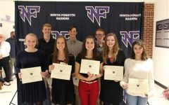 November Students and Teacher of the Month