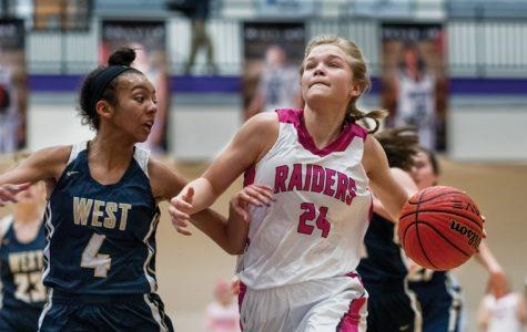 Raider Basketball Perseveres This Season