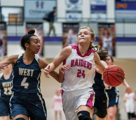 Raider Basketball Perseveres This Season