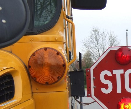 Have you seen someone race past a bus's stop sign? Have you? If you think you will not get caught, think again. Buses will now be equipped with cameras on their stop signs to catch the culprits.
