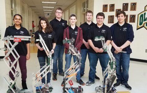 Raider Robotics State Championship