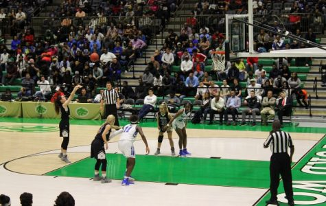 Lady Raiders Play Close Game at Final Four