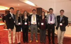 Raiders Well-Represented at DECA State Competitions
