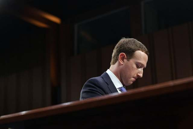 Mark Zuckerberg faced two congressional hearings early this April as a result of Facebook's involvement with the company Cambridge Analytica, a scandal which is reminiscent of previous data breaches reported by other major companies.  (Photo taken from https://www.washingtonpost.com/news/the-switch/wp/2018/04/09/read-mark-zuckerbergs-testimony-to-congress-annotated/?utm_term=.017553b124d2)