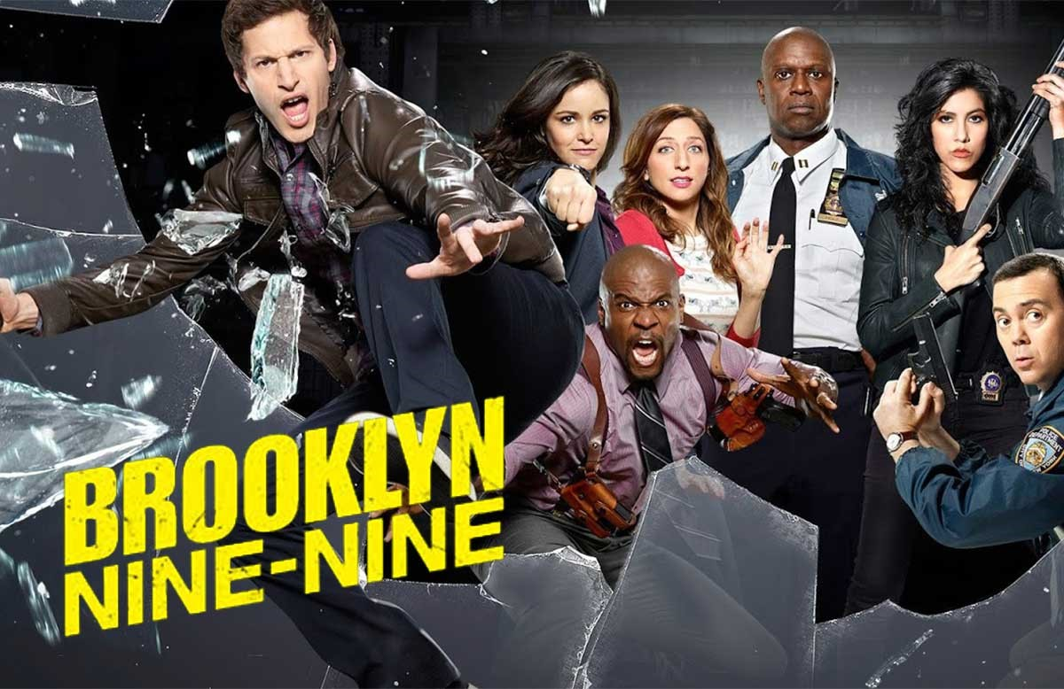 "Television show ""Brooklyn Nine-Nine"" was cancelled by Fox and picked up by NBC less than a day later due to an explosion of support on social media. Taken from Google Images https://www.sbs.com.au/guide/article/2017/06/21/brooklyn-nine-ninehttps://www.sbs.com.au/guide/article/2017/06/21/brooklyn-nine-nine."