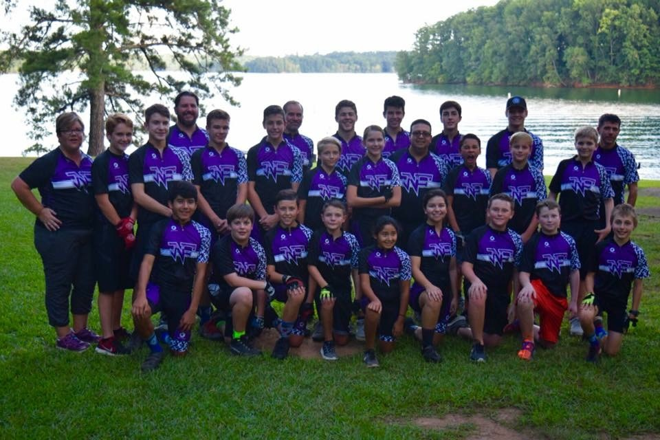 This year, NFHS welcomes its very own mountain bike team to its growing collection of clubs and extracurricular activities.  North is the first school in Forsyth County to have its own team, separate from the Forsyth Composite.  (Photo used with permission from Dr. Joan Graham.)