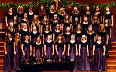 Behind the Scenes: NFHS Raider Choir