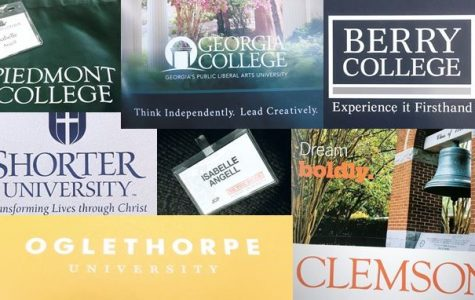 """""""Oh, The Places You'll Go"""" – College Visits, Yes or No?"""