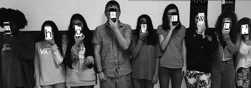 Who are we? Students from the present generation ask this question together. Students search for their identities in each other and in their phones rather than in themselves.