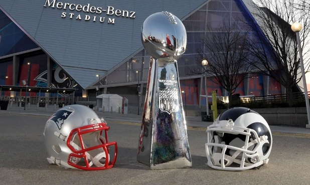 The 53rd Super Bowl was hosted in the Mercedes Benz stadium on Feb. 2, 2019, bringing in hundreds of thousands of people from all over the country. But what did this massive sporting event cost the City of Atlanta? Photo credit: Nick Schwartz, USA today
