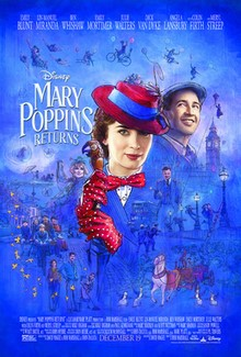 Mary Poppins Returns, the practically perfect musical sequel to the original Mary Poppins, hit theatres on Dec. 19 2018.