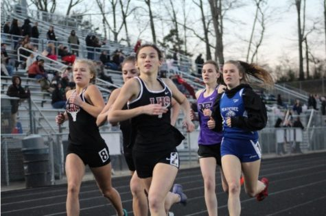 Forsyth County's first high school track meet of the season went well for North's Raiders.