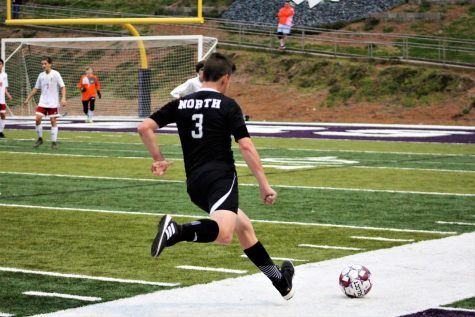 North's JV Boys Soccer Team Loses By One Point to Central