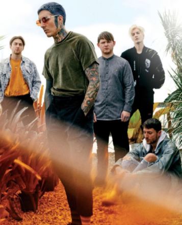 "English rock band Bring Me the Horizon has delivered their new album ""Amo"" to the public this past month. The record rocketed sky-high and has proven to be very successful, topping British charts."