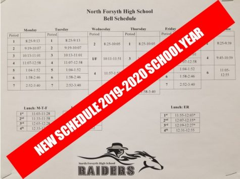 NFHS Implements New Schedule for 2019-2020