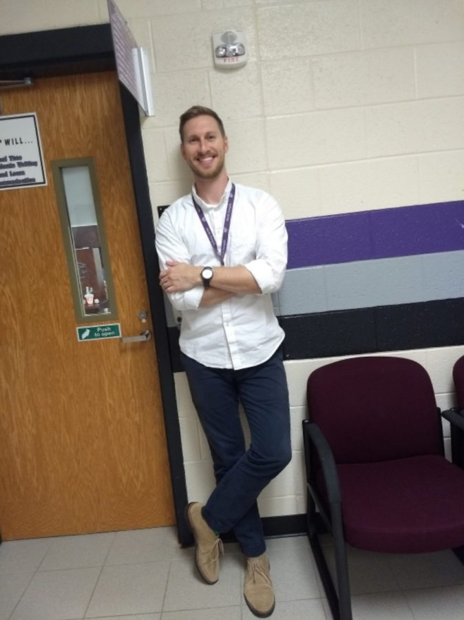 This is Mr. Cannon, one of North's counselors.
