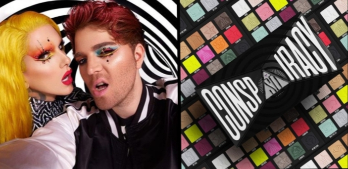 Youtube sensations Shane Dawson and Jeffree Star created and released a makeup collection. Their launch was so successful, they ended up selling out in less than 10 minutes.