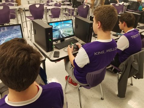 NFHS Loses One Rocket League Game, Wins Another